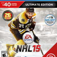NHL 15 Ultimate Edition for PlayStation 4 | GameStop