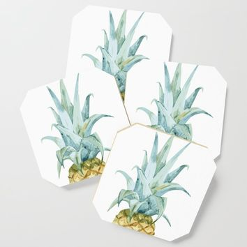 Pineapple Topper Coaster by allisone