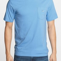 Men's Southern Tide Embroidered Pocket T-Shirt,