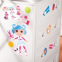 Lalaloopsy Peel and Stick Wall Decals