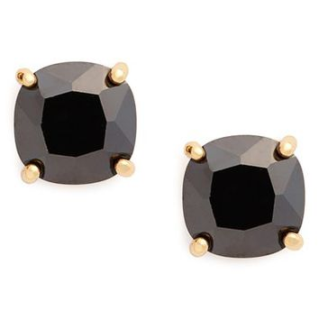 kate spade new york mini square stud earrings | Nordstrom