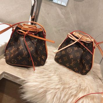 Louis Vuitton LV Monogram Mini Bucket bag