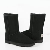 CHEN1ER Ugg Boot Classic Mid Mens