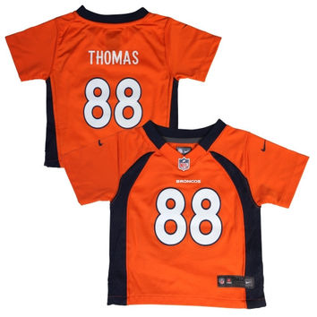Denver Broncos Nike Infant Team Color Game Jersey - Orange - http://www.shareasale.com/m-pr.cfm?merchantID=7124&userID=1042934&productID=543379841 / Denver Broncos