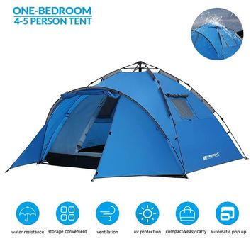 Weanas™ 4-5 Person Camping Tent