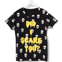 ISCARE Graphic T-Shirt