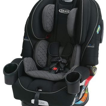 Graco Baby 4Ever 4-in-1 Car Seat Featuring TrueShield Technology Ion NEW