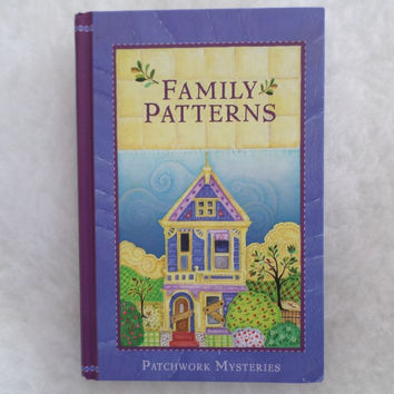 FAMILY PATTERNS Patchwork Mysteries HC Guideposts Books