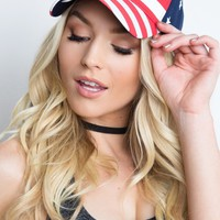 Heart And Soul American Baseball Cap