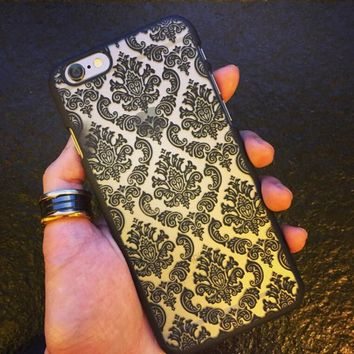 Sexy Hollow Out iPhone 5s 6 6s Plus Case Gift-143-170928