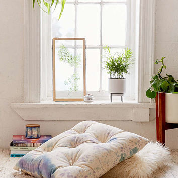Hanna Drop Cloth Floor Pillow - Urban Outfitters