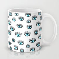 EYE Mug by Ellie Cryer