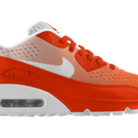 Nike Air Max 90 EM Netherlands iD Custom Women's Shoes - Orange