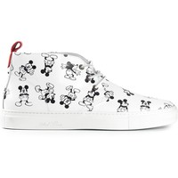 Del Toro Shoes 'Mickey Mouse' chukka boots