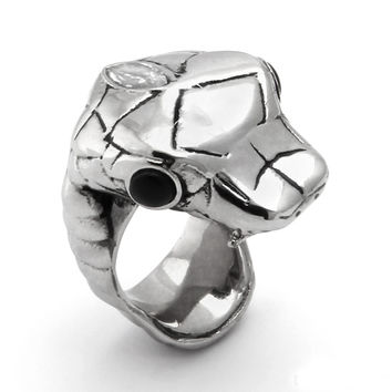 Han Cholo Stainless Steel Venom Ring