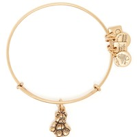Alex and Ani Little Brown Bear Expandable Wire Bangle, Charity by Design Collection - Bloomingdale's Exclusive