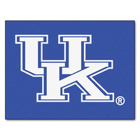Kentucky Wildcats NCAA All-Star Floor Mat (34x45) UK Logo