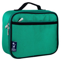Emerald Green Lunch Box