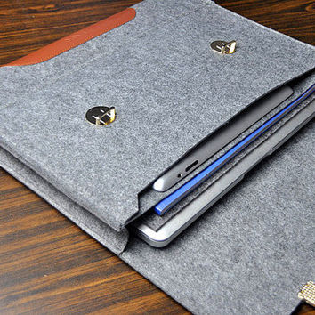 93a00f2bd58 Best Leather Macbook Pro Sleeve Products on Wanelo