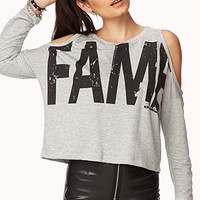 Spotlight Cutout Fame Top