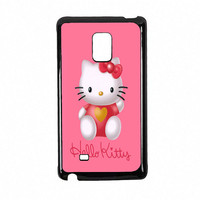 Hello Kity Love Suit Samsung Galaxy Note Edge Case