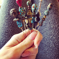 Peace Pokers- For all Smokers; Pipe Poker,Hookah Poker,Dab Tool,Vape A