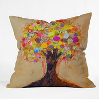 Elizabeth St Hilaire Nelson Summer Tree   DENY Designs Home Accessories