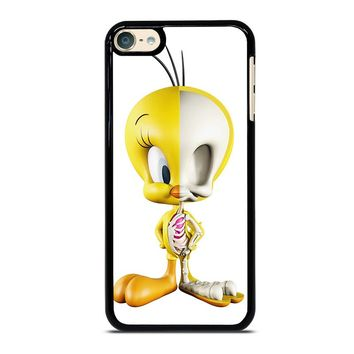 TWEETY BIRD SKELETON LOONEY TUNES iPod Touch 4 5 6 Case Cover