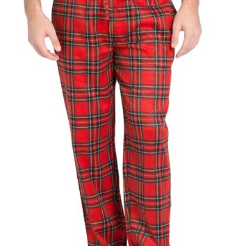 Men's EcoFlannel™ Plaid Pajama Pants