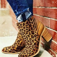 The Lacey Bootie
