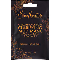SheaMoisture African Black Soap Clarifying Mud Mask Packette