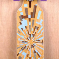"Loaded 39"" Tan Tien Flex 1 Longboard Complete"