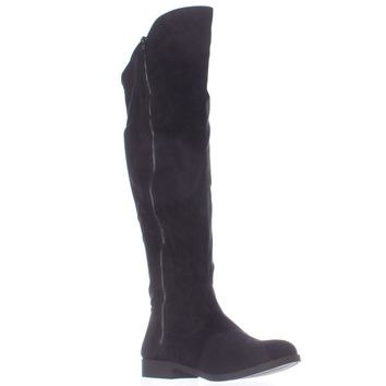 SC35 Hadleyy Over The Knee Boots, Black, 11 US