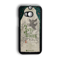 Into The Woods Musical HTC One M9 Case
