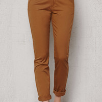 PacSun Ducky Tan Skinny Chino Pants at PacSun.com