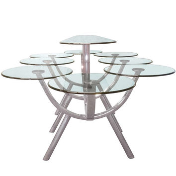 'The Circle of Life' Dining Table by Design Institute of America | 1stdibs.com