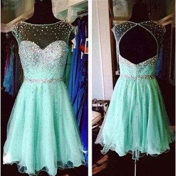 Blue Prom Dress,Short Prom Dresses,Blue Dresses,Mermaid Prom Dress,Bridesmaid Dresses,Evening Dresses,Mother of The Bride Dresses = 1929602564