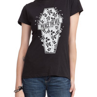 Pierce The Veil Coffin Girls T-Shirt | Hot Topic