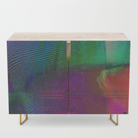 The Rise & Fall Credenza by duckyb