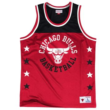 Mens Chicago Bulls Championship Game Tank Top