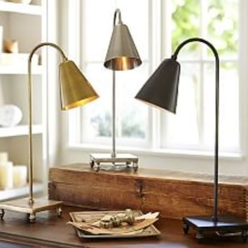 Task Lamps Task Lights Task Floor Lamps From Pottery Barn