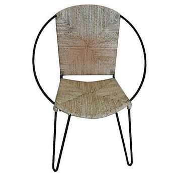 Nadu Accent Chair, Natural - Selamat - Brands | One Kings Lane