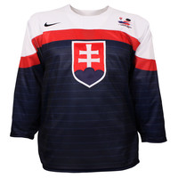 Team Slovakia IIHF Official Twill Replica Hockey Jersey