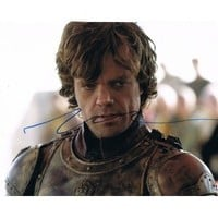 PETER DINKLAGE - Game of Thrones AUTOGRAPH Signed 8x10 Photo