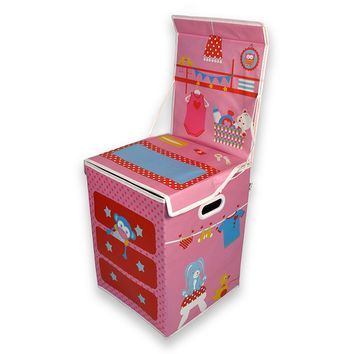 Fun2Give Pop-it-Up Baby Change Table & Storage Box