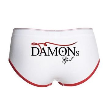 Damons Girl Women's Boy Brief