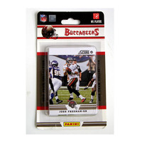 2012 Score NFL Team Set - Tampa Bay Buccaneers
