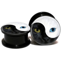 Cat Ear Plug Tunnel