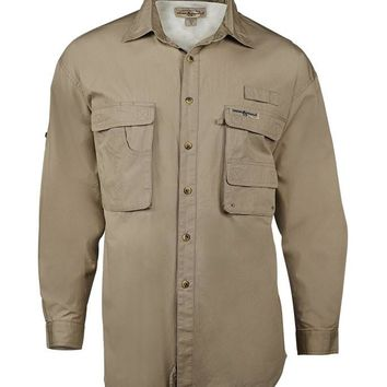 Men's Gulf Stream 3X - L/S Vented Fishing Shirt