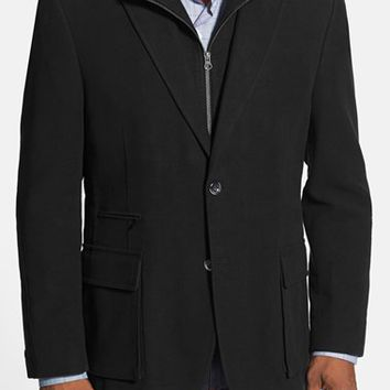 Men's Kroon 'Commodore' Classic Fit Hybrid Sport Coat with Removable Bib